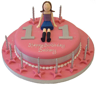 Birthday Cake Pictures for Girls