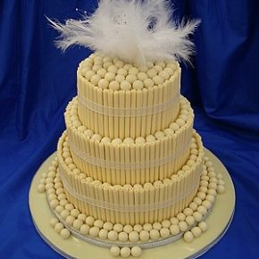 Malteaser Wedding Cake
