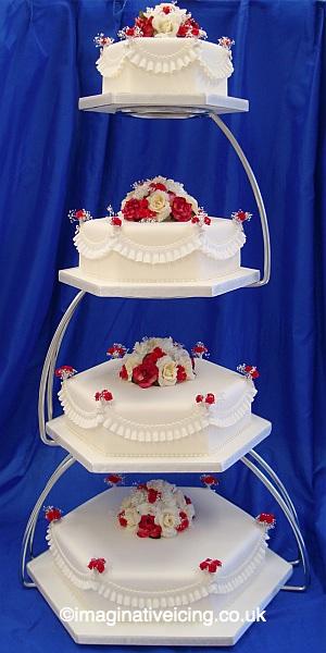 So in Love Wedding Cake