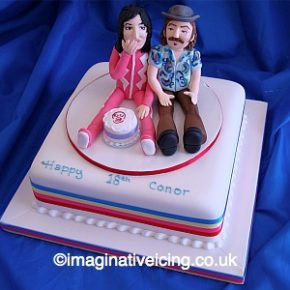 The Mighty Boosh - Birthday Cake
