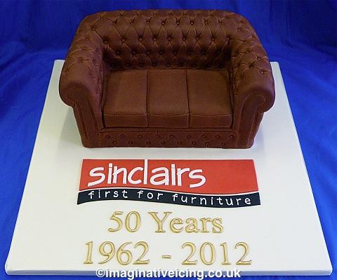 Chesterfield Sofa Furniture Sinclairs 50th Anniversary