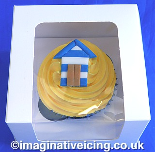 cupcake muffin cake display delivery box